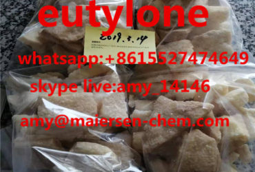 supply new brown eutylone crystal  eutylone crystal china vendor