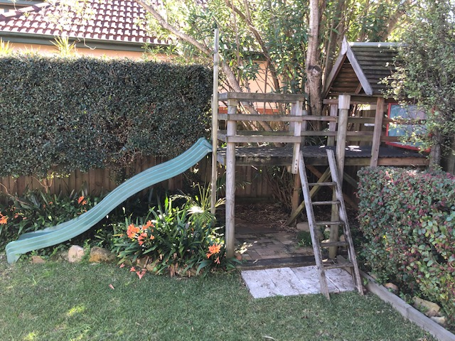 FREE Garden Shed & Cubby