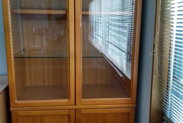 Parker Display Cabinets