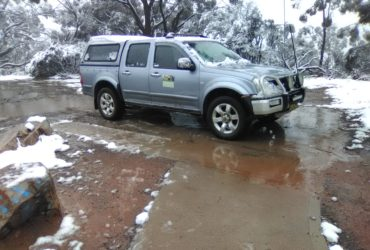 holden rodeo LT 2004 4WD