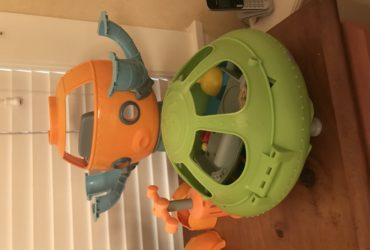 Octonauts/Optopods