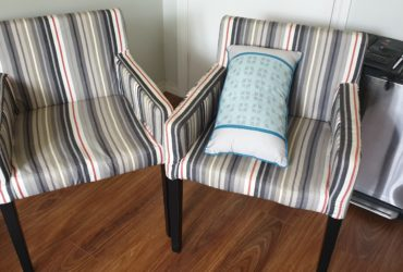 2 Ocassional Chairs – Near New