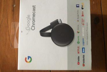 Google Chomecast