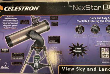 NexStar SLT Reflecter Telescope