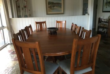 Dining suite and buffet