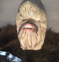 Fantastic Chewbacca Costume