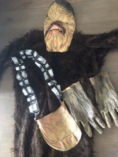 Fantastic Chewbacca Costume