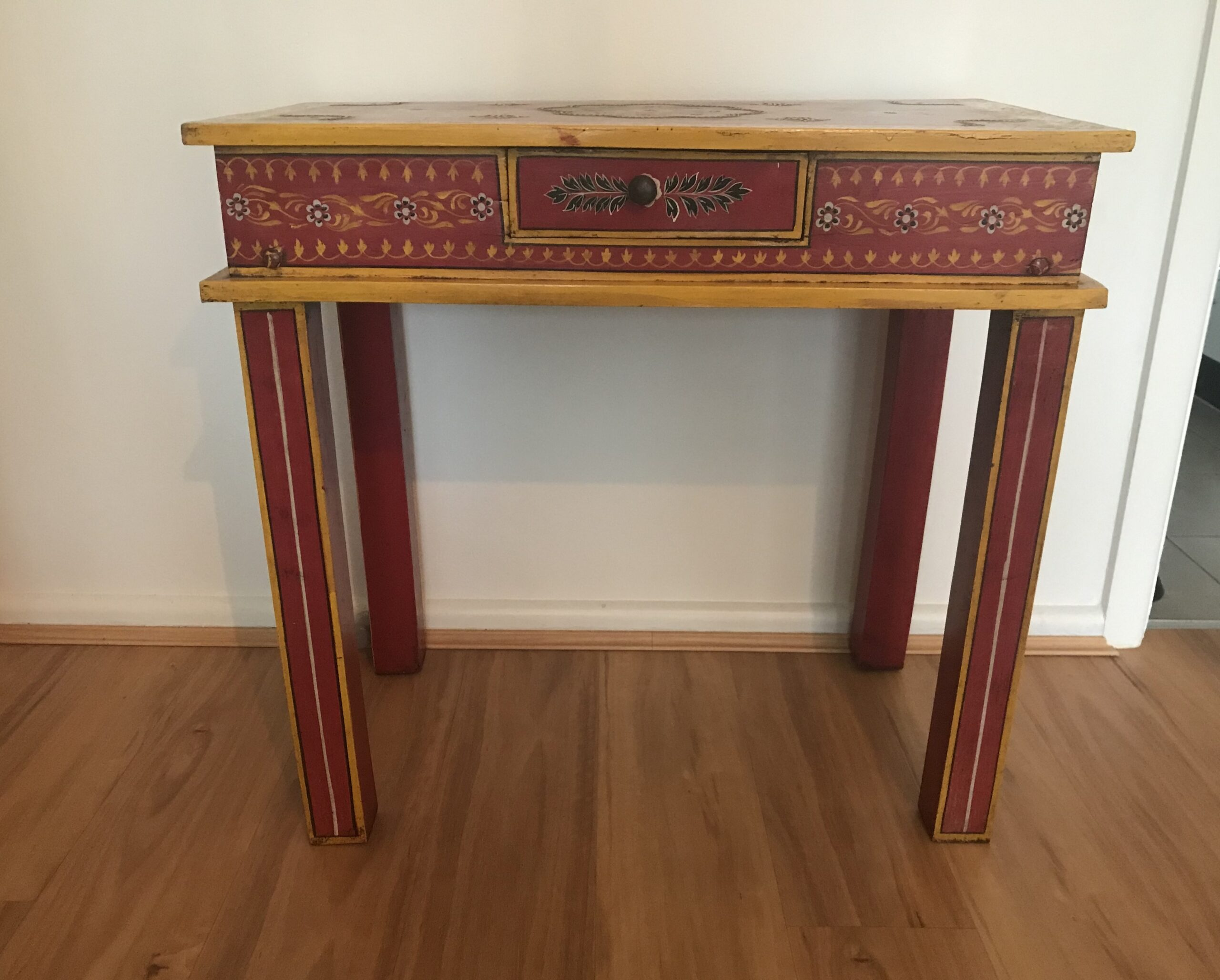 Antique Look Indian  Table