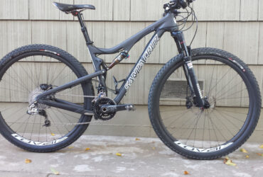 2014 Santa Cruz Tallboy 2 Carbon 29er (size small