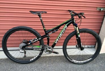 2013 EPIC FSR 29 XX/XTR ROVAL CONTROL CARBON WHEELS GREAT CONDITION