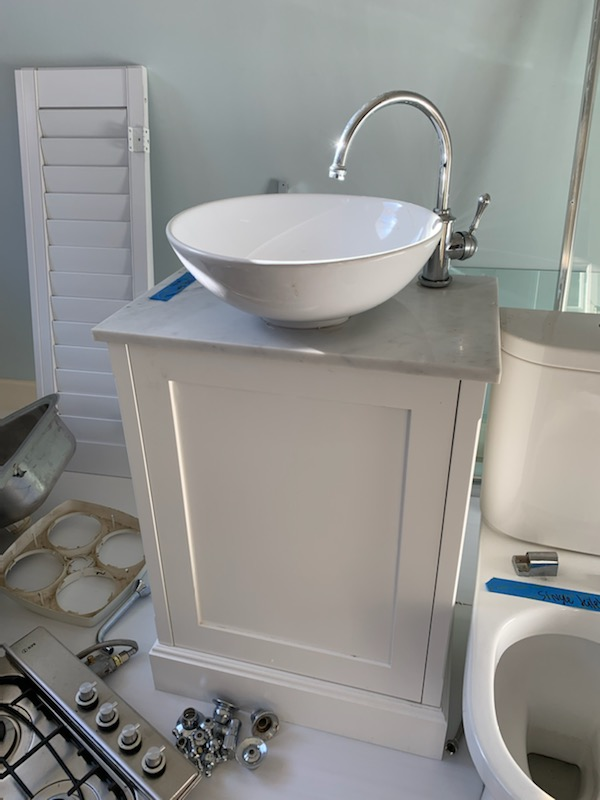 Bathroom Vanity Shaker style